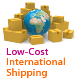 Low-Cost International Shipping
