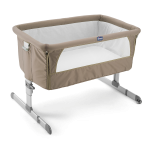 Chicco 2017 Next2Me Co-Sleeping Crib Dove Grey