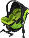 kiddy 2017 Babyschale Evoluna i-Size inkl. Isofix Base Lime Green