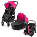 Recaro 3-in-1 Kinderwagen Citylife Pink