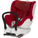 Britax Dualfix RM Combination Car Seat Flame Red