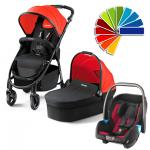Recaro 3-in-1 Kinderwagen Citylife