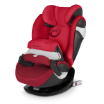 CYBEX 2018 KINDERSITZ PALLAS M-FIX GR.1/2/3 Rebel Red