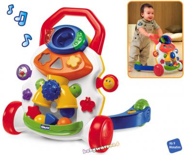 Chicco Lauflernhilfe & Activity Center 2 in 1 Mobil
