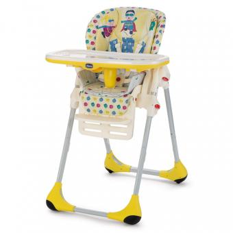 CHICCO 2016 Kinderhochstuhl POLLY 2 in 1