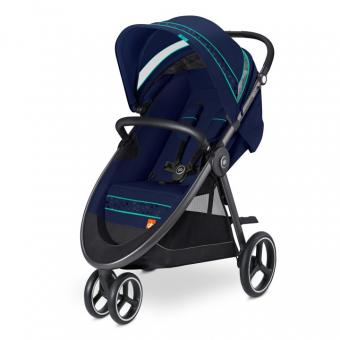 GB Good Baby 2017 Kinderwagen SILA 3 Seaport Blue