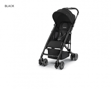RECARO 2017 EASY LIFE Luxury Stroller Black