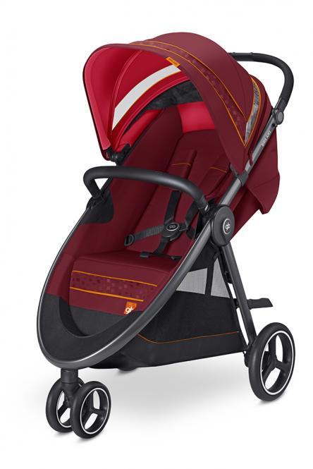 GB Good Baby 2017 Kinderwgen BIRIS Air3 Dragonfire Red