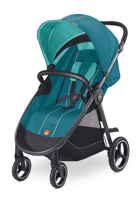 GB Good Baby 2017 Kinderwgen BIRIS Air4 Blue Capri
