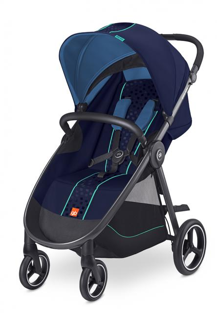 GB Good Baby 2017 Kinderwgen BIRIS Air4 Seaport Blue
