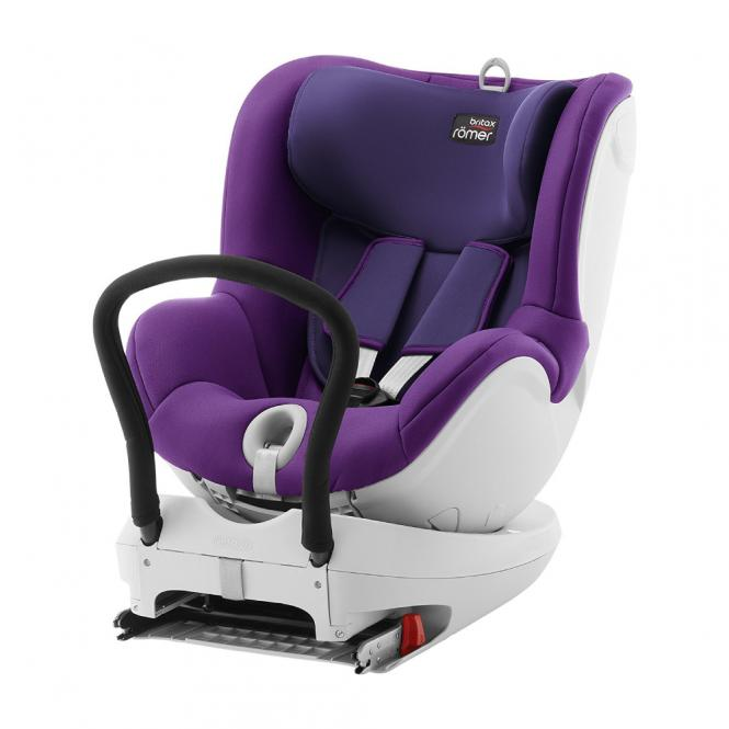 Britax Dualfix RM Combination Car Seat Mineral Purple