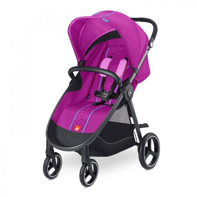 GB Good Baby 2017 Kinderwagen SILA 4 Posh Pink