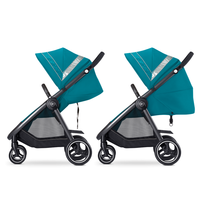 Babywaren24 Gb Good Baby 2017 Stroller Sila 4 Dragonfire
