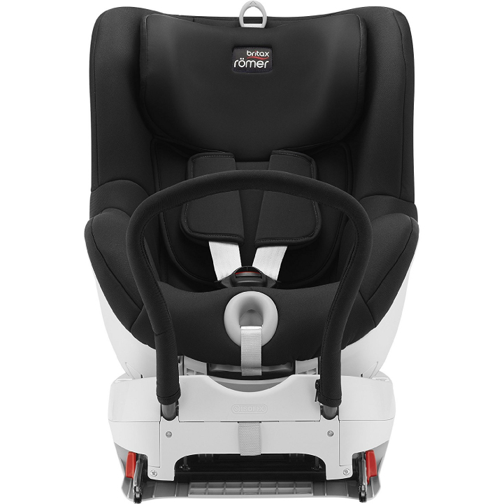 babywaren24 britax r mer dualfix rm kindersitz reboarder flame red purchase online. Black Bedroom Furniture Sets. Home Design Ideas