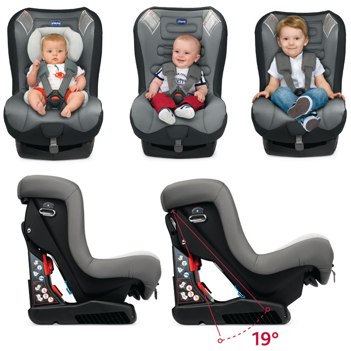 Babywaren24 Chicco Eletta Comfort Car Seat Group 0 1 From