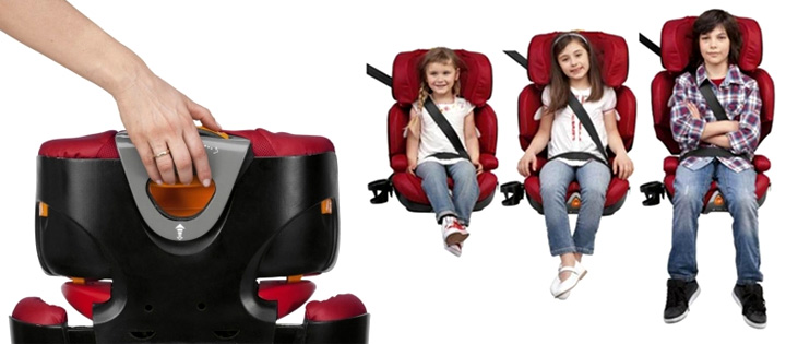 babywaren24 chicco isofix kinderautositz oasys 2 3 fix. Black Bedroom Furniture Sets. Home Design Ideas